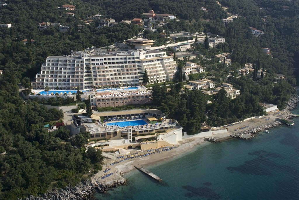 Hotel Sunshine Corfu Hotel And Spa