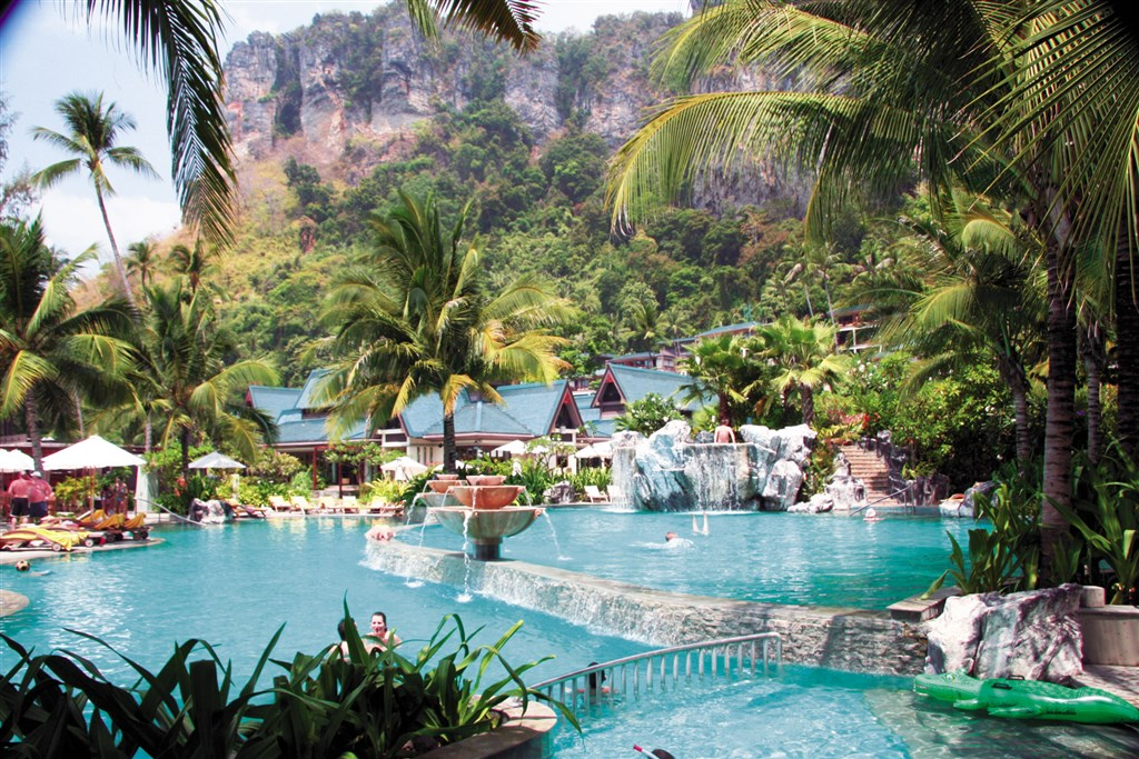 Hotel Centara Grand Beach Resort/krabi