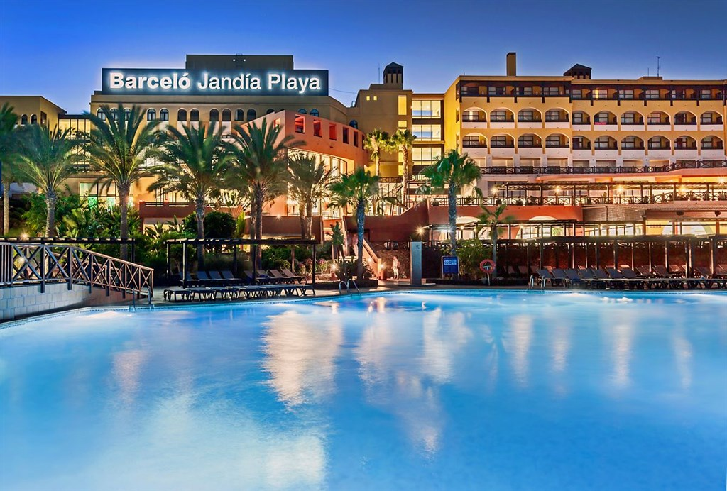 Hotel Occidental Jandia Playa